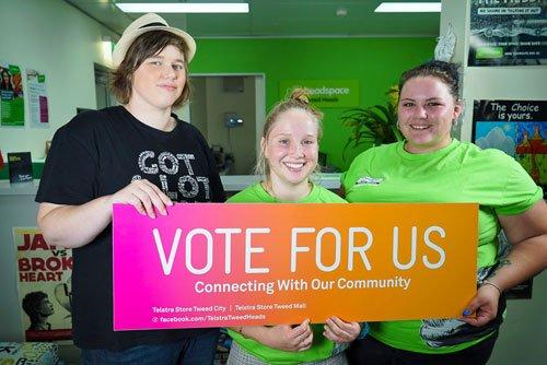 Corflute Sign Printing Australia Discount price vote for us
