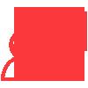 Customer Support web design hosting icon