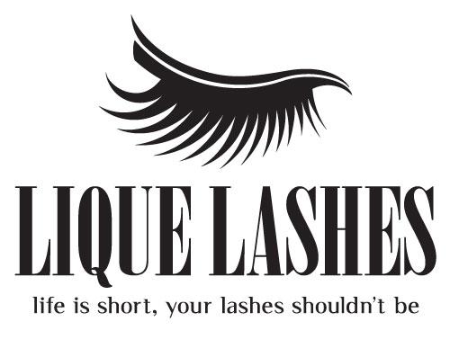 Lique Lashes | Eylash Extension Gold Coast Australia | Logo design by VERTEX MEDIA