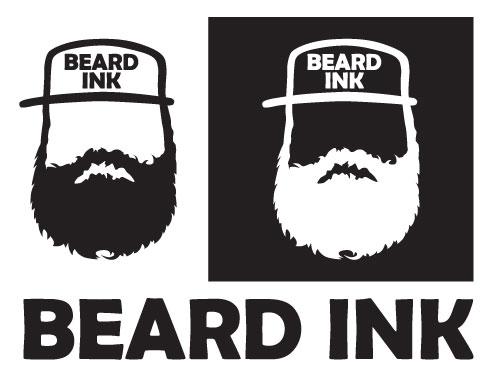 logo design by vertex media beard ink australia