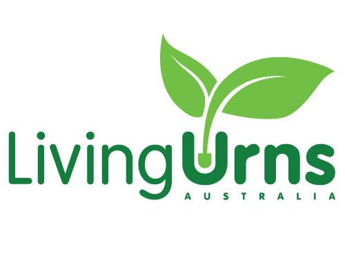 LIVING URNS AUSTRALIA | Logo design