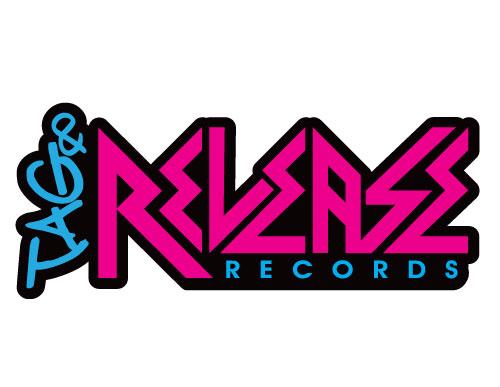 logo design by vertex media tag and release records australia