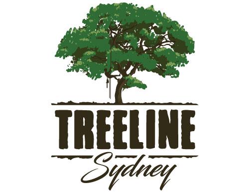 Logo Design | TREELINE SYDNEY | logo design by VERTEX MEDIA