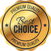 Premium Quality Best Choice Google Friendly Web Hosting Website Package Badge